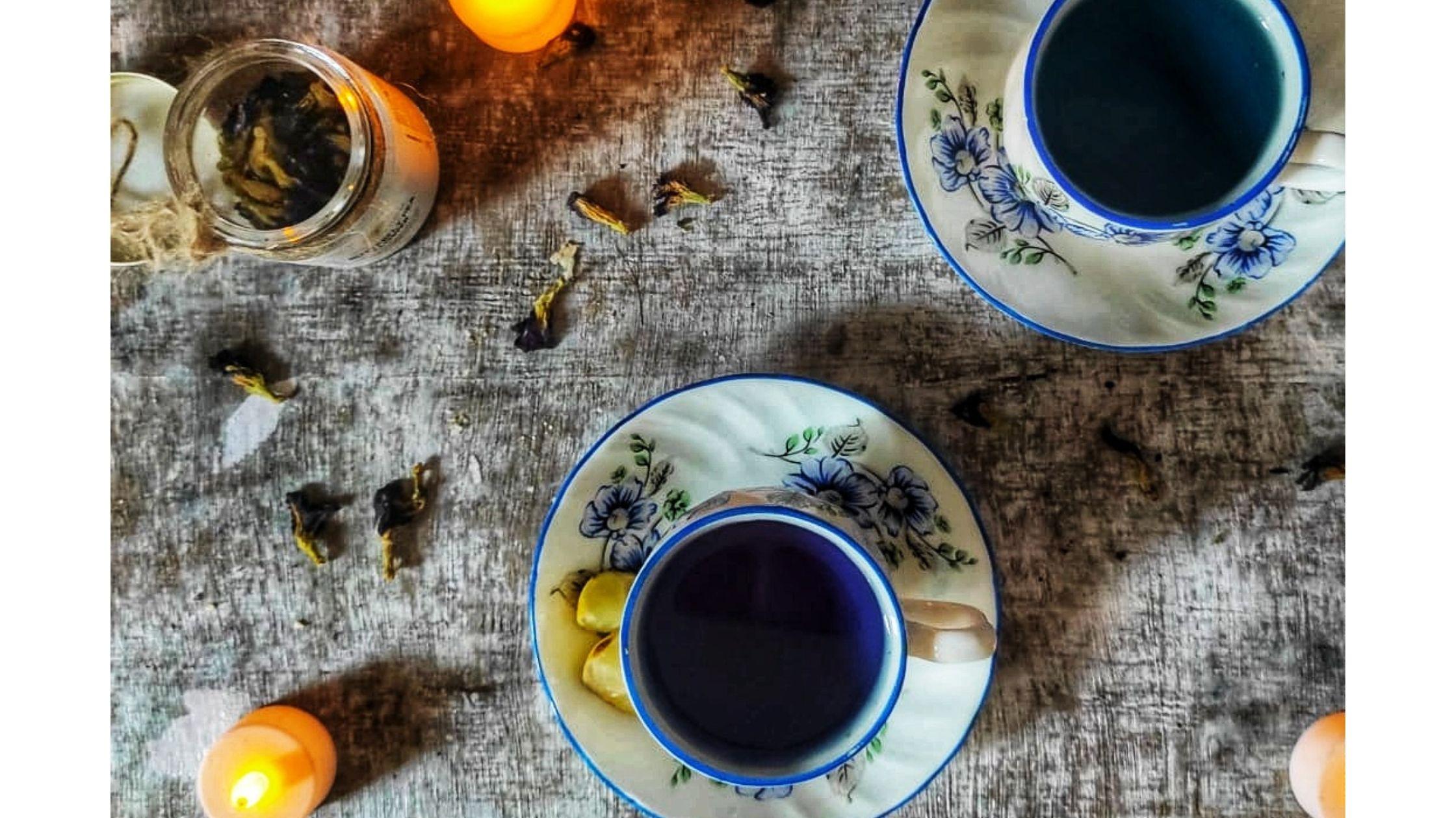 Blue Pea Benefits & Recipes