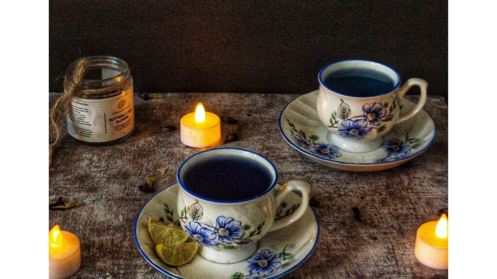 Blue Tea Benefits & Recipe
