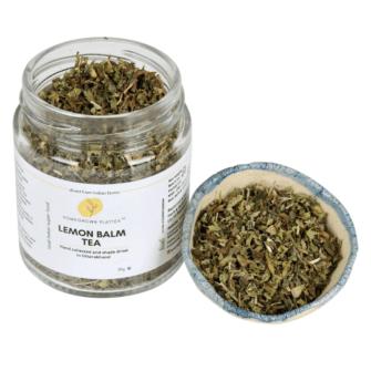 Lemon balm tea from himalayas